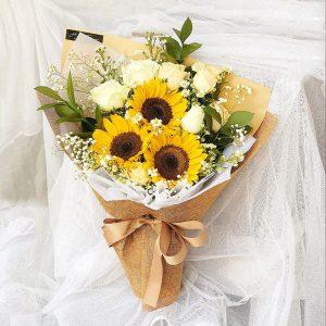 Mừng khai trương nên tặng hoa gì là phù hợp nhất?