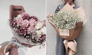 Cách bó hoa kỷ niệm ngày cưới đơn giản tuyệt đẹp chỉ với 4 bước