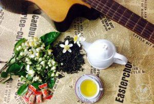 """Cách làm trà hoa bưởi tại nhà """"chuẩn không cần chỉnh"""""""
